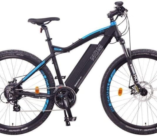 NCM-Moscow-Bicicletta-elettrica