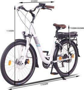 NCM-Munich-bicicletta-elettrica